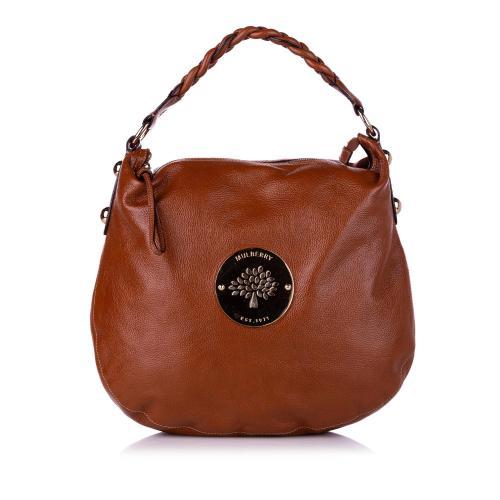 Mulberry Medium Daria Leather Hobo Bag