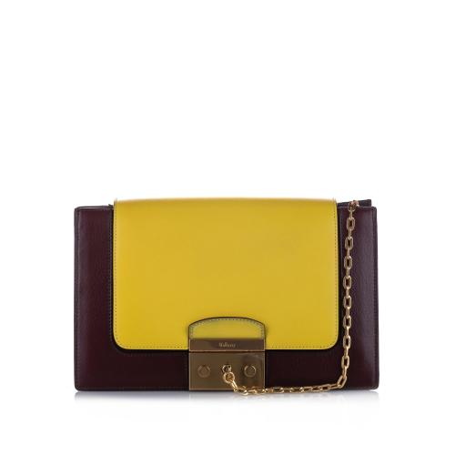 Mulberry Pembroke Leather Shoulder Bag