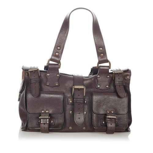 Mulberry Roxanne Leather Handbag