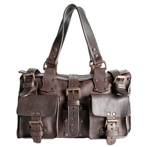 Mulberry Roxanne Satchel Handbag