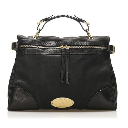 Mulberry Taylor Leather Satchel
