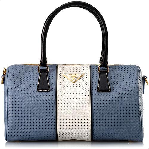 Prada Bauletto Satchel Handbag