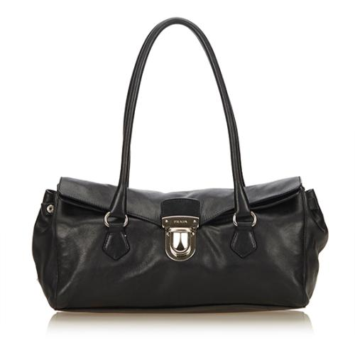 Prada Buffalo Easy Satchel