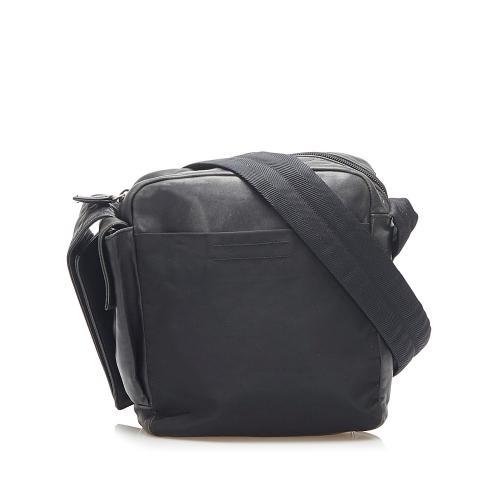 Prada Canvas Crossbody Bag