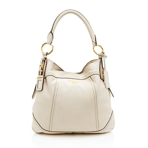 Prada Cervo Antik Shoulder Bag