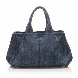 Prada Denim Handbag