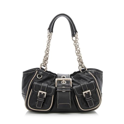 9f7407acace3 Prada-Leather-Chain-Shoulder-Bag 88440 front large 0.jpg