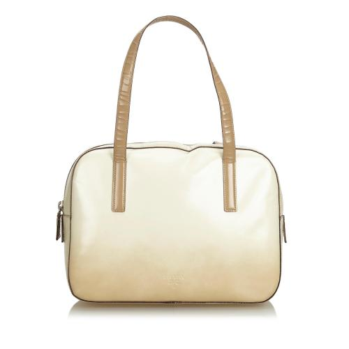 Prada Leather Satchel - FINAL SALE