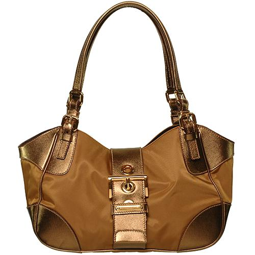 Prada Medium Buckle Handbag
