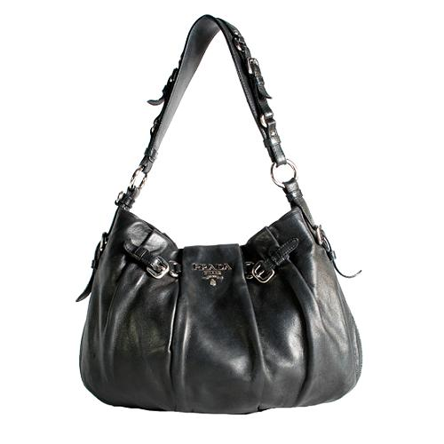 Prada Nappa Sport Hobo Handbag