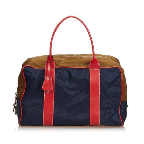 Prada Nylon Travel Bag