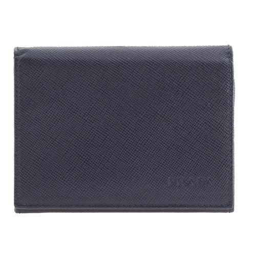 Prada Saffiano Card Wallet