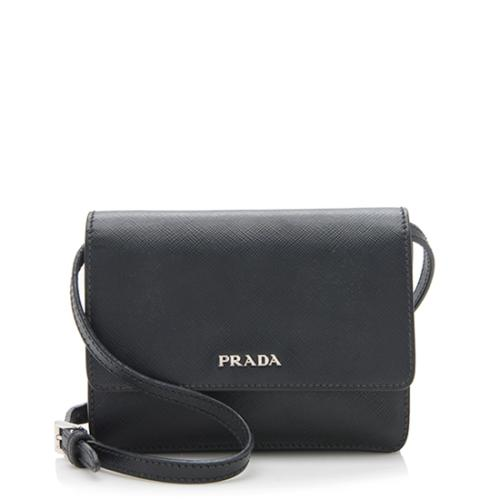 058387de3f ... buy prada saffiano lux crossbody bag e682a 9eb7a