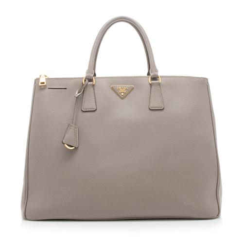 Prada Saffiano Lux Executive Large Tote