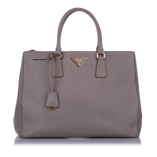 Prada Saffiano Lux Galleria Handbag
