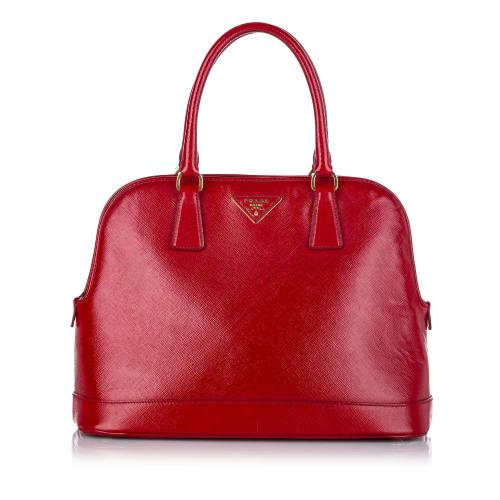 Prada Saffiano Lux Handbag