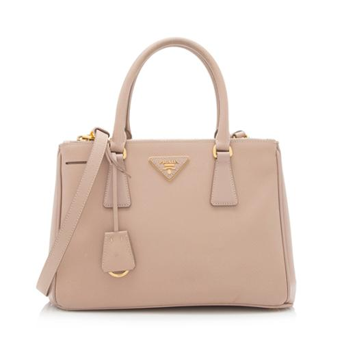 fd8a99a5c8f Prada-Saffiano-Lux-Small-Double-Zip-Tote 95268 front large 0.jpg