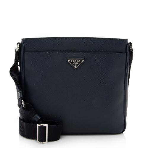 Prada Saffiano Messenger Bag