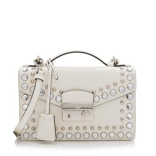 bb3262f00c2a Prada-Saffiano-Studded-Mini-Shoulder-Bag 92151 front large 0.jpg