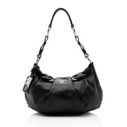 Prada Soft Calf Hobo - FINAL SALE