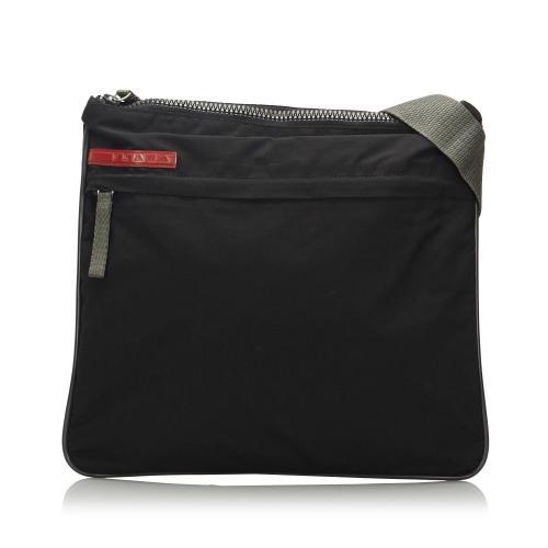 Prada Sports Nylon Crossbody Bag
