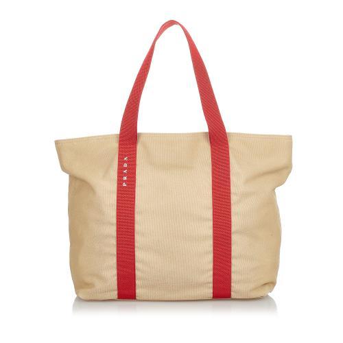 Prada Sports Nylon Tote Bag