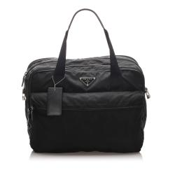Prada Tessuto Business Bag