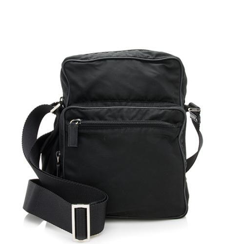 23929a78f2f0 Prada Tessuto Camera Shoulder Bag