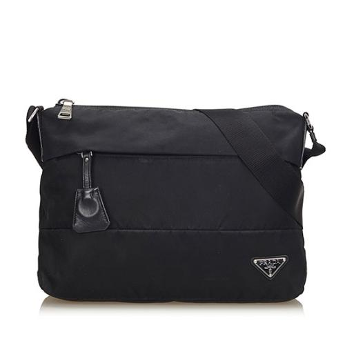 Prada Tessuto Messenger Bag - FINAL SALE