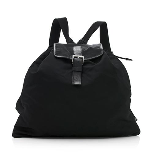 452da8beb6b4 Prada-Tessuto-Drawstring-Backpack 83674 front large 0.jpg