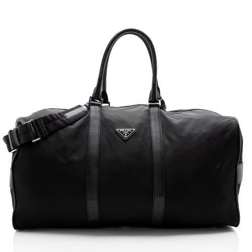 Prada Tessuto Duffel Bag