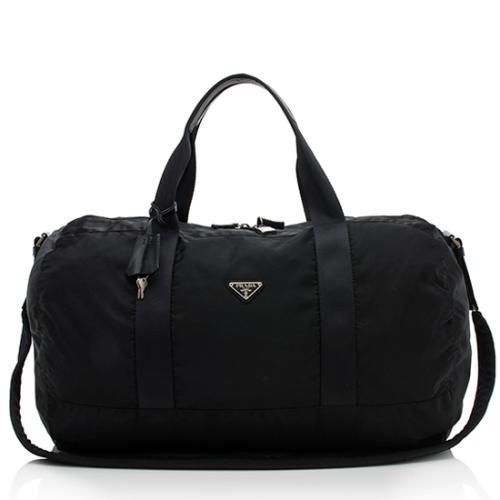 Prada Tessuto Duffle Bag