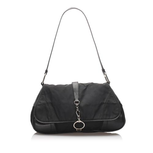 Prada Tessuto Easy Shoulder Bag