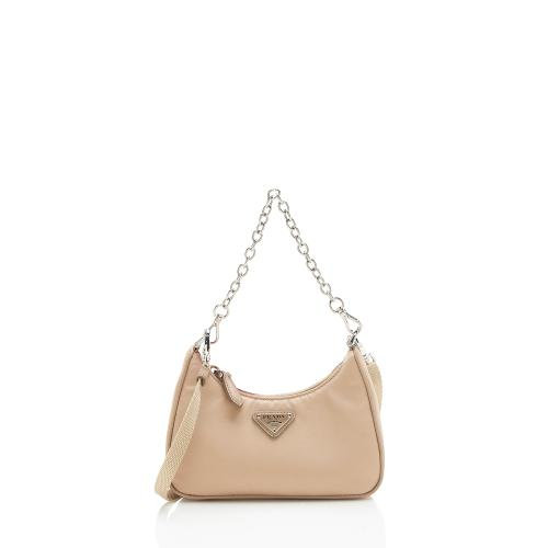 Prada Tessuto Re-Edition 2000 Mini Shoulder Bag