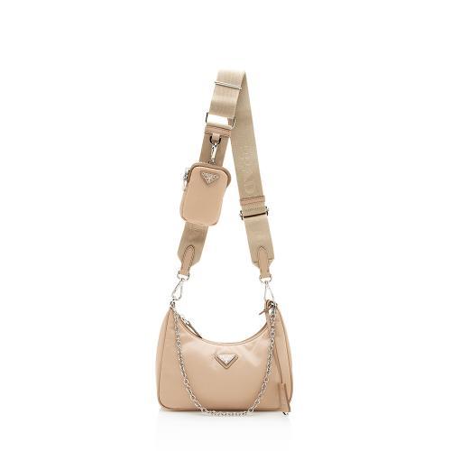 Prada Tessuto Re-Edition 2005 Crossbody Bag