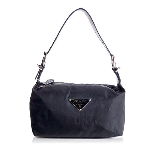 Prada Tessuto Ring Handbag