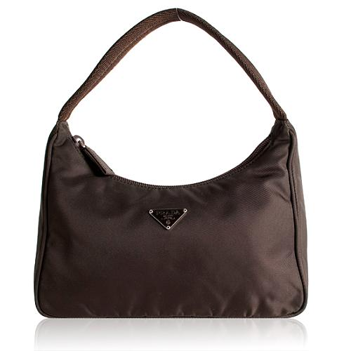 Prada Tessuto Shoulder Handbag