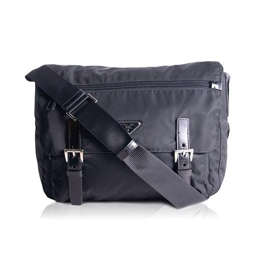Prada Tessuto Sport Messenger Handbag