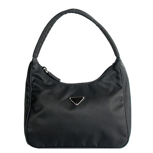 Prada Tessuto Sport Small Shoulder Handbag
