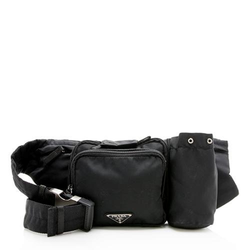 Prada Tessuto Technical Belt Bag