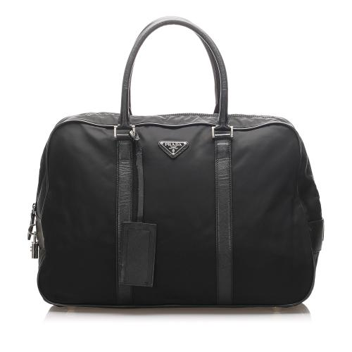 Prada Tessuto Travel Bag