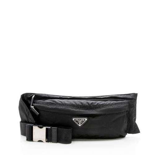 Prada Tessuto Waist Belt Bag