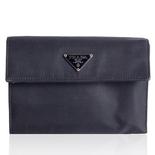 Prada Tessuto Wallet