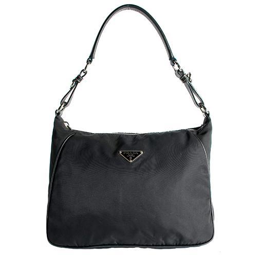 Prada Vela Hobo Handbag