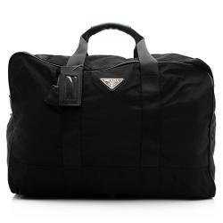 Prada Vintage Tessuto Duffel Bag
