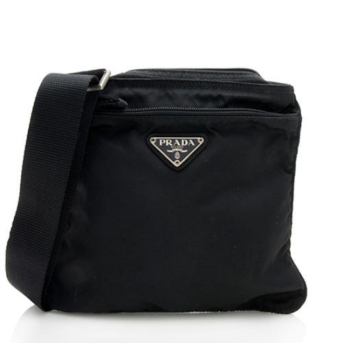 c72523bf1a0e Prada-Vintage-Tessuto-Mini-Messenger-Bag- 99493 front large 0.jpg