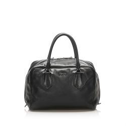 Prada Vitello Daino Handbag