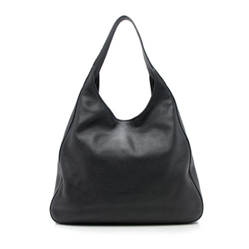 Prada Vitello Daino Large Hobo