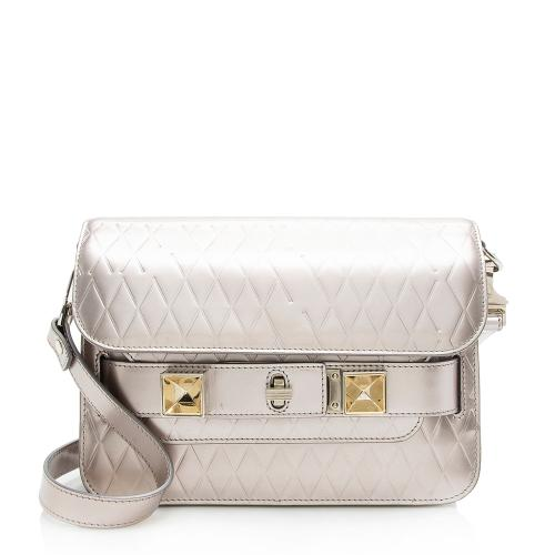 Proenza Schouler Embossed PS11 Mini Shoulder Bag