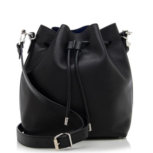 Proenza Schouler Leather Medium Bucket Bag